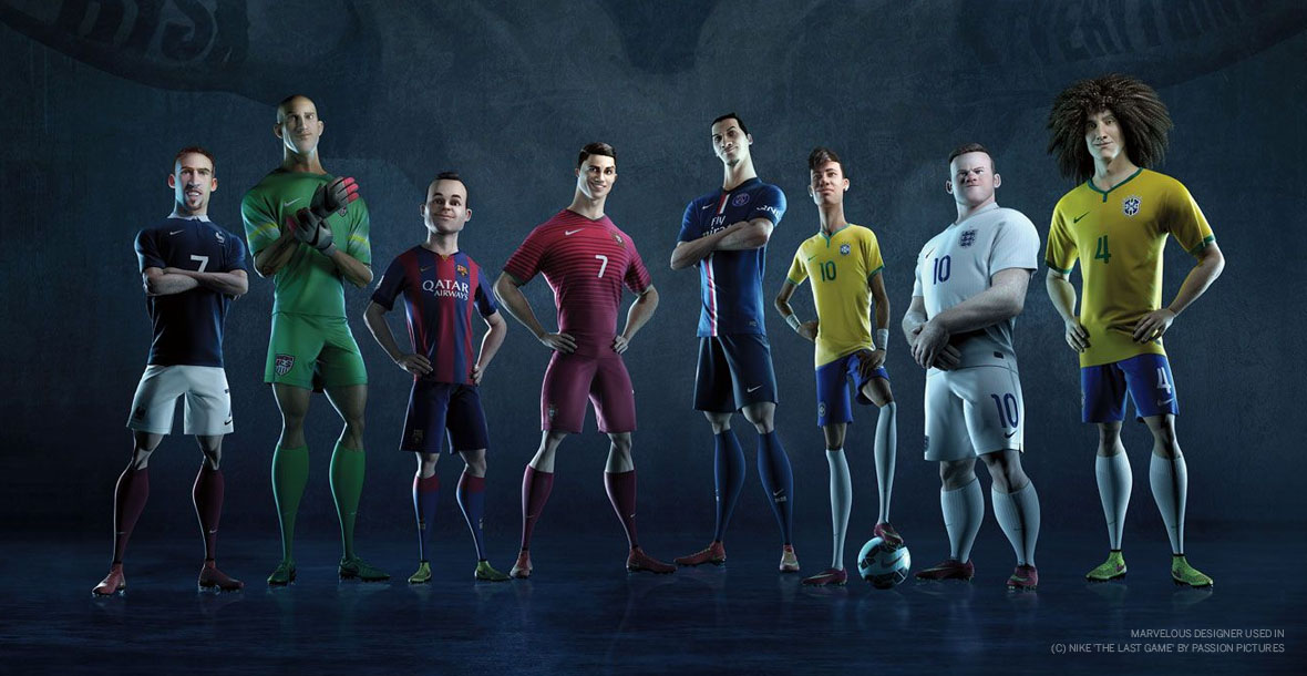 NIKE 'THE LAST GAME' image