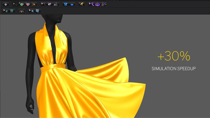 Miễn Phí Thiết Kế Thời Trang 3D Marvelous Designer 5 2