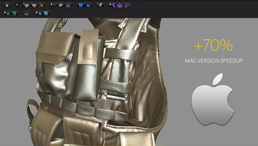 Miễn Phí Thiết Kế Thời Trang 3D Marvelous Designer 5 3