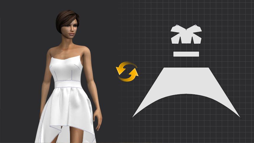 Miễn Phí Thiết Kế Thời Trang 3D Marvelous Designer 5 4